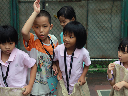 oudhollands zaklopen in Ho Chi Min